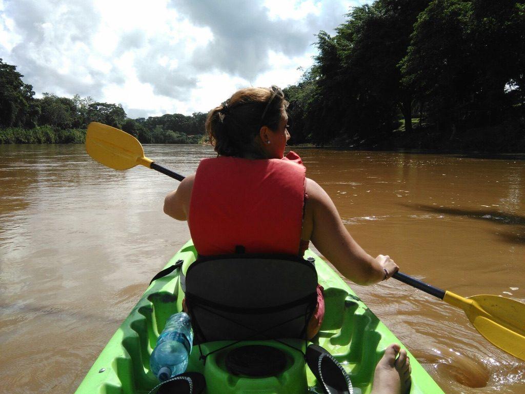 tour canoe boca tapada