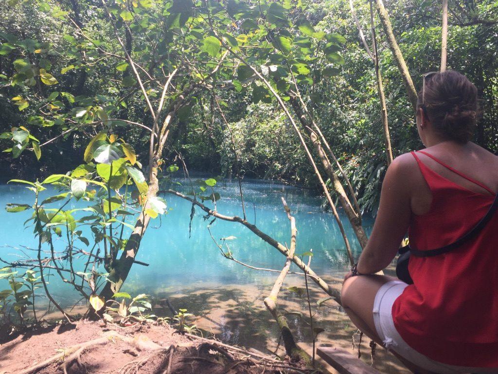 rio celeste rivière