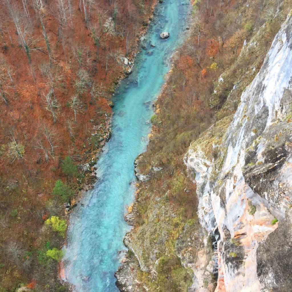 rivière tara Monténégro
