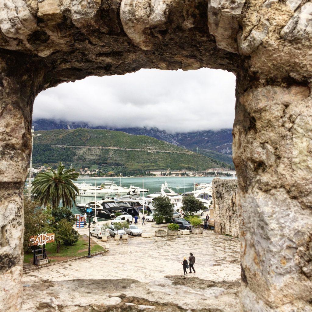 forteresse budva