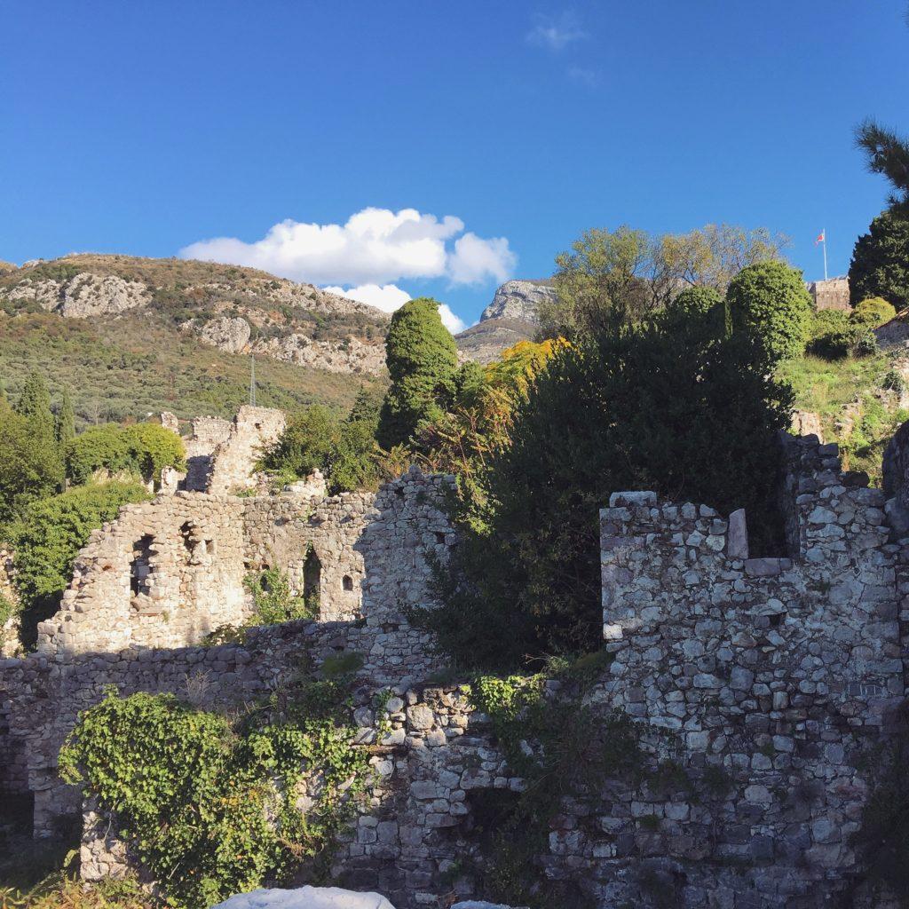 forteresse ulcinj