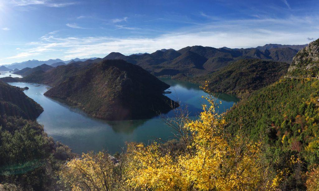 mirador Skadar Lake
