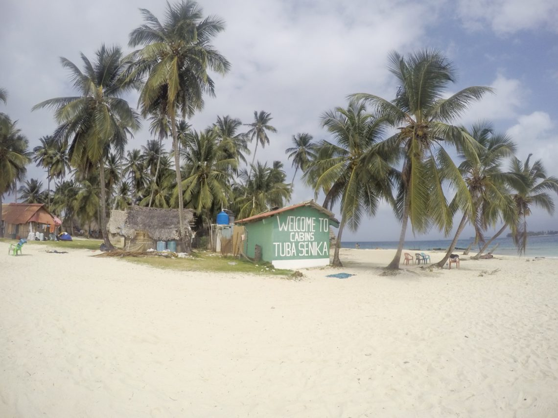 san blas cabinas plage