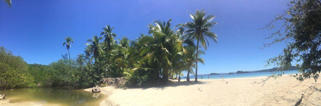 isla coiba , ile sauvage au panama