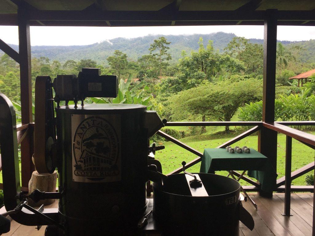 fabrication du cacao Anita rainforest