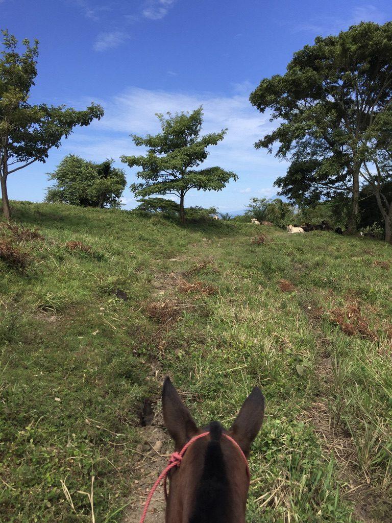balade à cheval Nicaragua