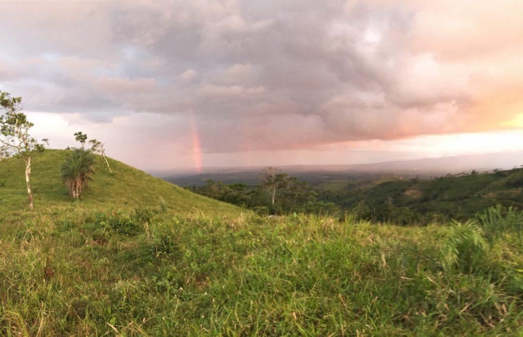 coucher de soleil tierra madre Costa Rica
