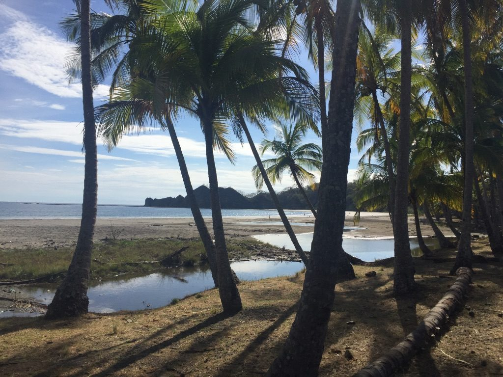 plage costa Rica samara