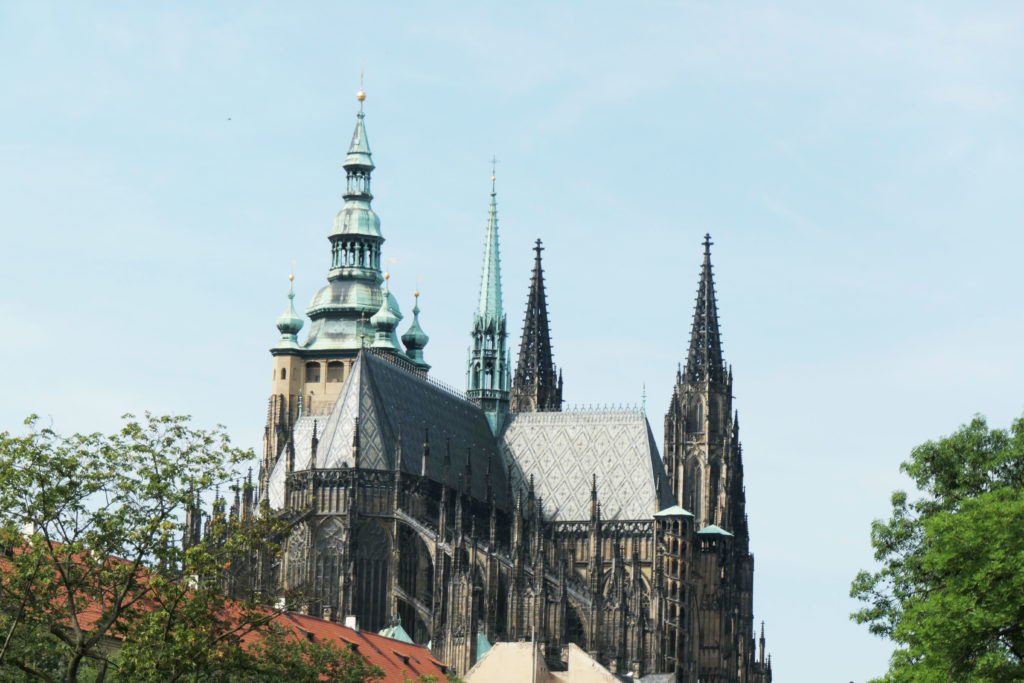 cathédrale du château