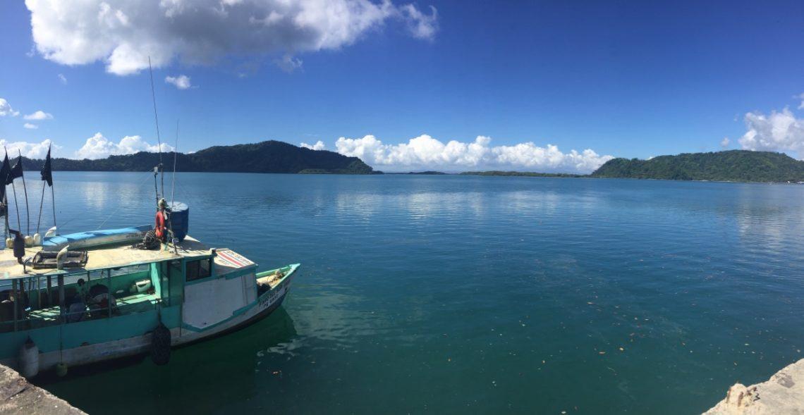 port golfito frontière panama