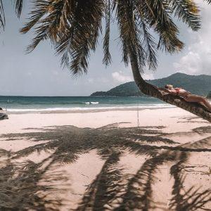 plage tioman island