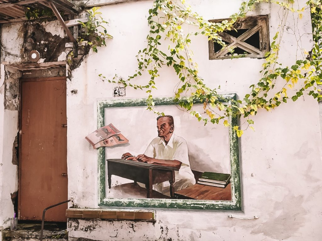 street art malacca
