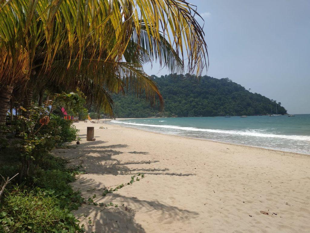 Juara Beach Malaisie