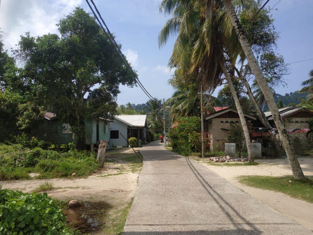 juara beach tioman island
