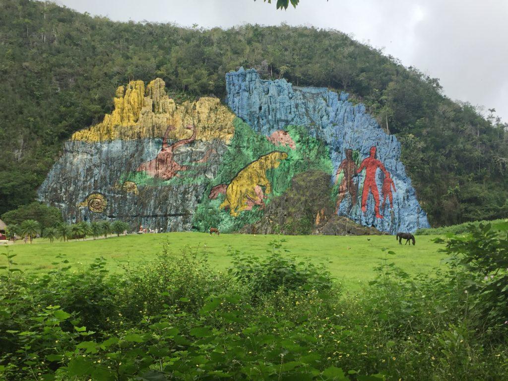 dessin préhistorique cuba