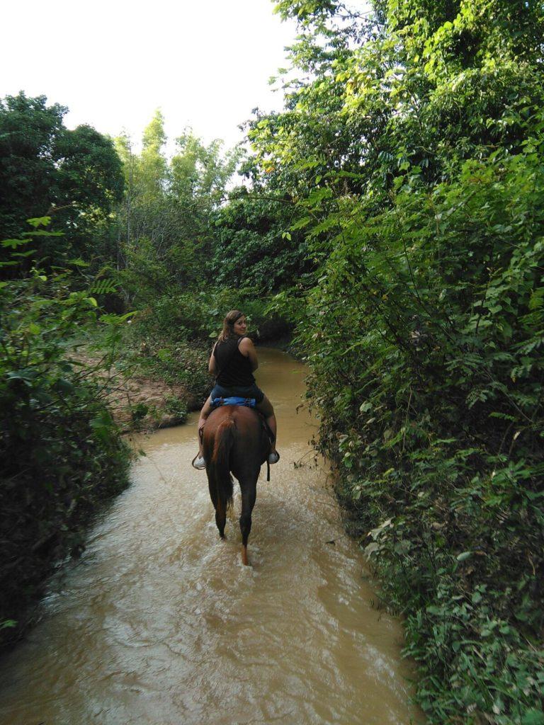 balade à cheval à Vinales cuba