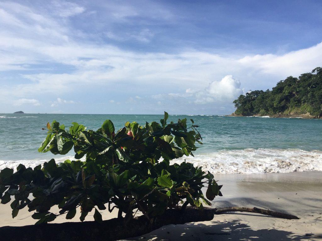 plage du pacifique du costa rica