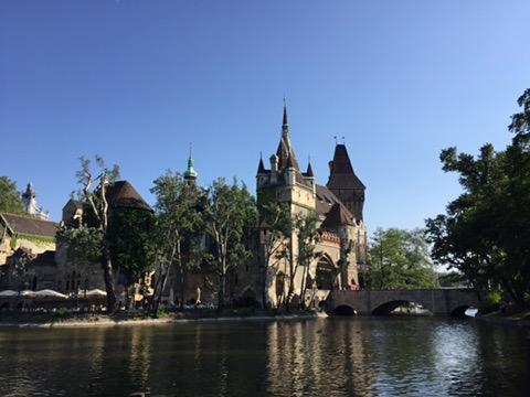 Le Château de Vajdahunyad