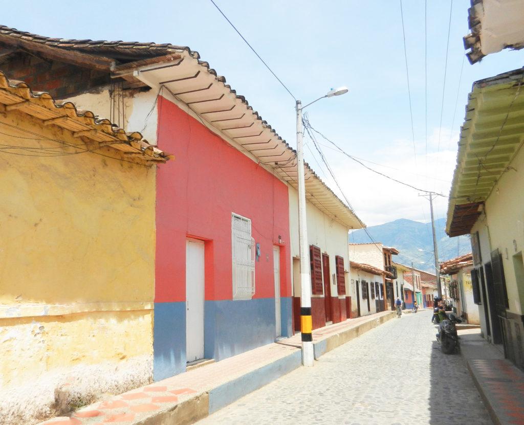 rues colorées
