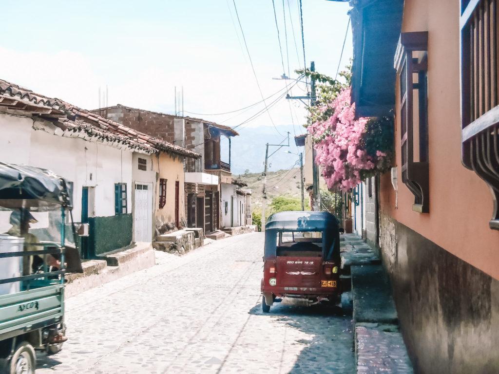 Santa Fe Colombie