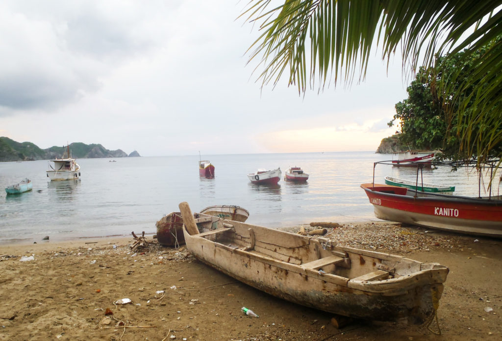 voyage Colombie taganga