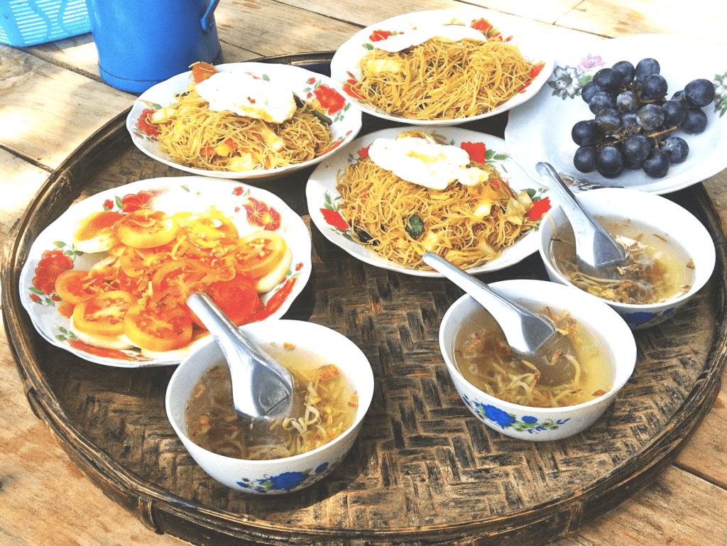 repas birmans