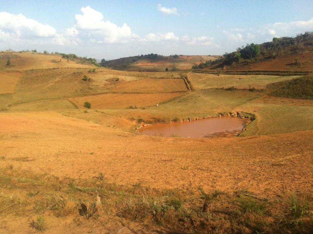 paysage birman