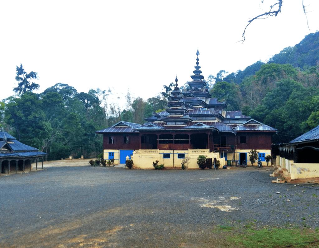 monastère Birmanie
