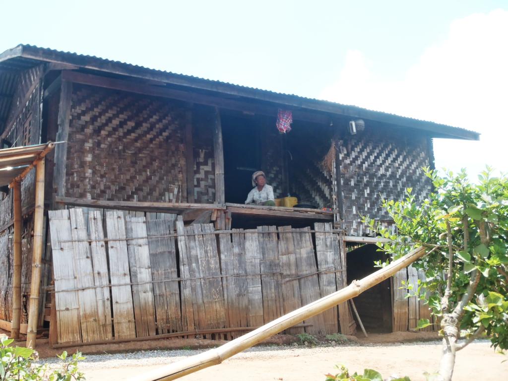 maison birmanie