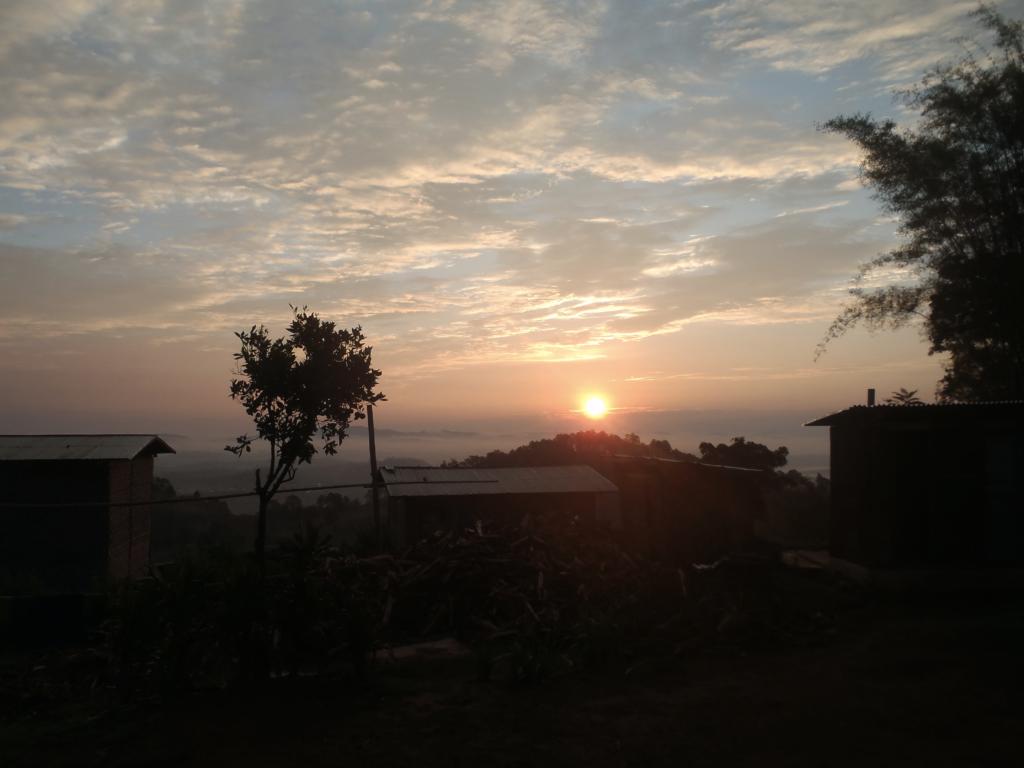 coucher de soleil birmanie