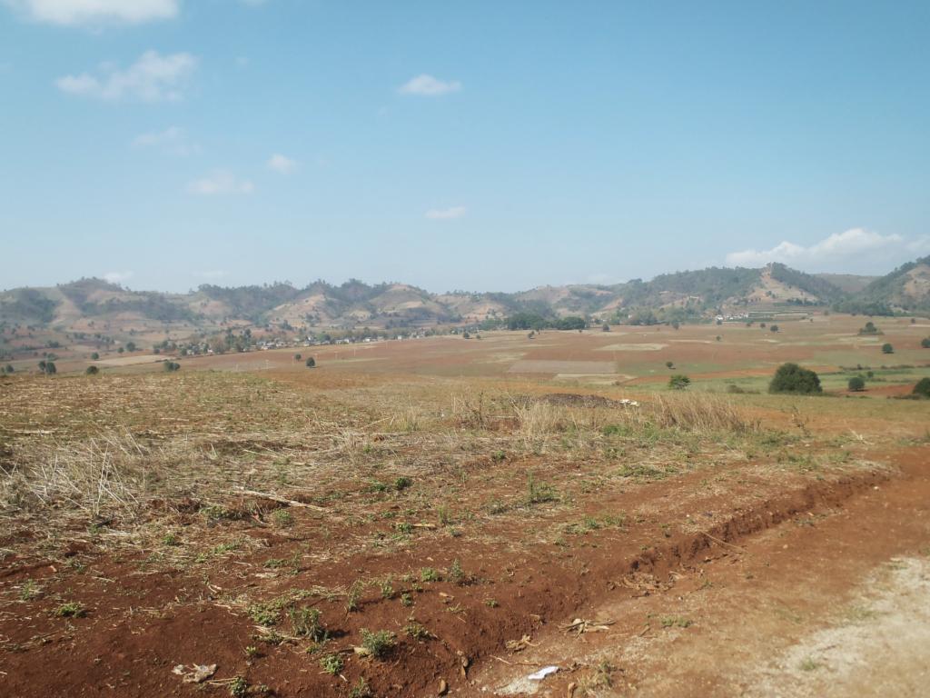 paysage birmanie