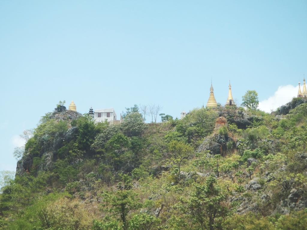 stuppas birmanie